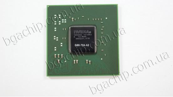 Микросхема NVIDIA G86-704-A2 GeForce 8400M GS видеочип для ноутбука