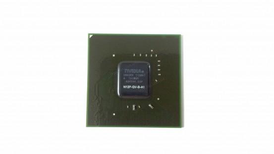 Микросхема NVIDIA N12P-GV-B-A1 GeForce GT520M видеочип для ноутбука