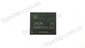 Микросхема Samsung K4G80325FB-HC03 для ноутбука