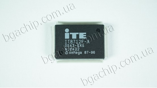 Микросхема ITE IT8712F-A GXS для ноутбука