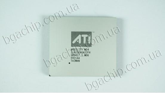 Микросхема ATI 216TDGAGA23FH Mobility Radeon X600 M24 видеочип для ноутбука
