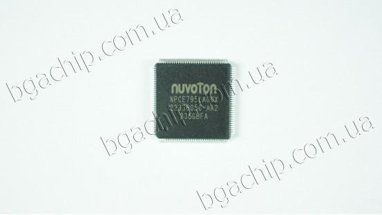 Микросхема Nuvoton NPCE795LA0DX для ноутбука (NPCE795LAODX)