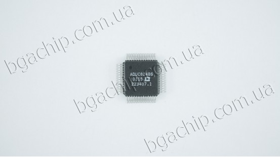Микросхема Analog Devices ADUC824BSZ