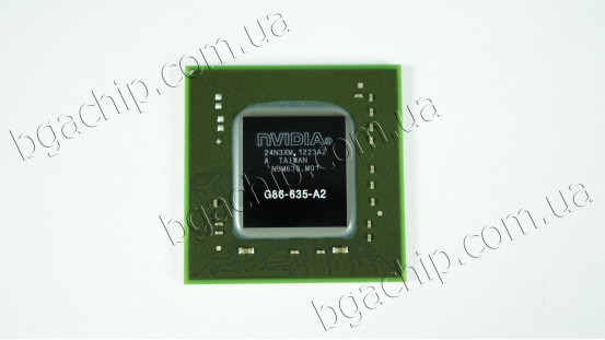 Микросхема NVIDIA G86-635-A2 GeForce 9300M G видеочип для ноутбука