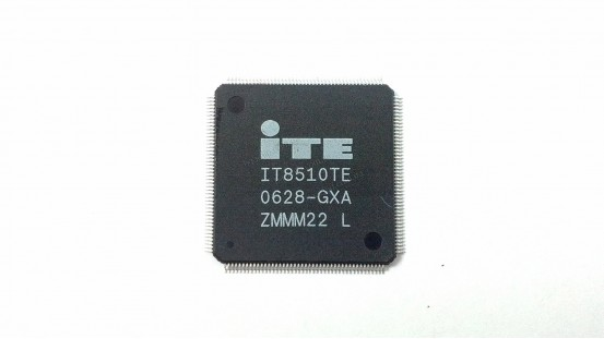 Микросхема ITE IT8510TE-GXA для ноутбука