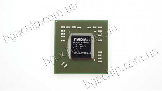 Микросхема NVIDIA QD-FX-350M-N-A2 Quadro FX 350M видеочип для ноутбука