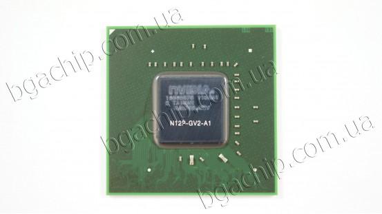 Микросхема NVIDIA N12P-GV2-A1 GeForce GT520M видеочип для ноутбука