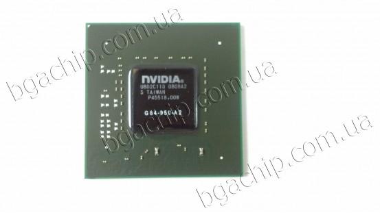 Микросхема NVIDIA G84-950-A2 128bit GeForce 9500M GS видеочип для ноутбука