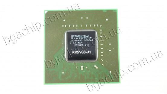 Микросхема NVIDIA N12P-GS-A1 GeForce GT540M видеочип для ноутбука