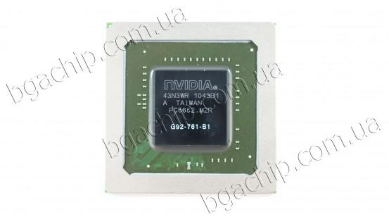 Микросхема NVIDIA G92-761-B1 GeForce GTS 280M видеочип для ноутбука