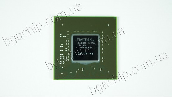 Микросхема NVIDIA G84-751-A2 GeForce 8700M GT видеочипдля ноутбука