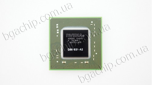 Микросхема NVIDIA G86-631-A2 (DC 2012) GeForce 8400M GS видеочип для ноутбука