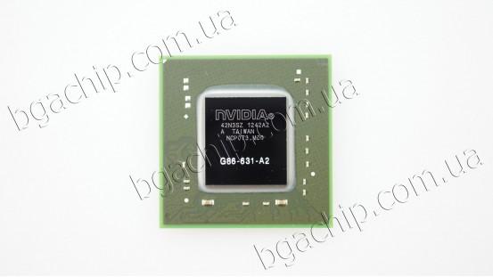 Микросхема NVIDIA G86-631-A2 GeForce 8400M GS видеочип для ноутбука