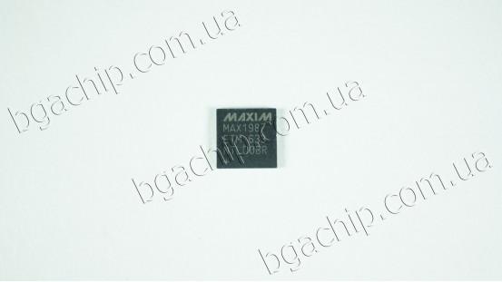 Микросхема MAXIM MAX1987ETM для ноутбука