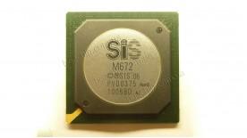Микросхема SIS M672 для ноутбука