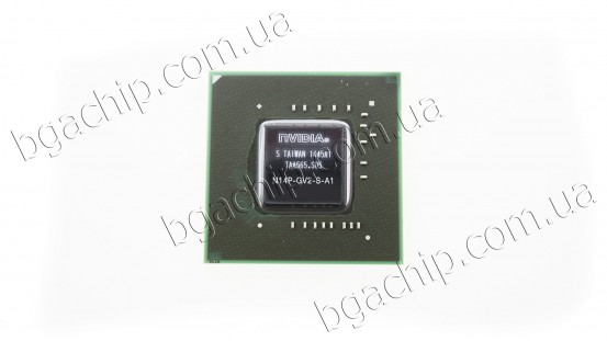 Микросхема NVIDIA N14P-GV2-S-A1 GeForce GT740M видеочип для ноутбука
