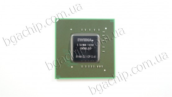 Микросхема NVIDIA N14M-GL1-OP-S-A1 для ноутбука