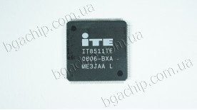 Микросхема ITE IT8511TE BXA (QFP-160) для ноутбука