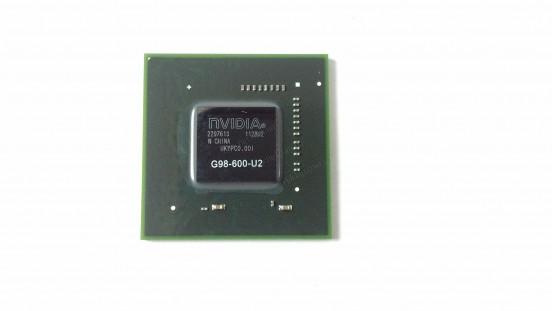 Микросхема NVIDIA G98-600-U2 GeForce 9200M GS видеочип для ноутбука