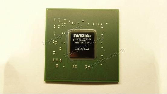 Микросхема NVIDIA G86-771-A2 GeForce 8600M GS видеочип для ноутбука