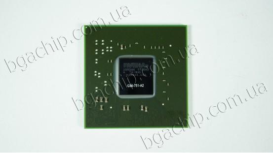Микросхема NVIDIA G86-751-A2 GeForce 8600M GS видеочипдля ноутбука