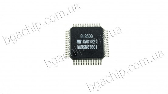 Микросхема Genesys Logic GL850G (QFP-28) для ноутбука