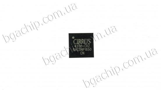 Микросхема Cirrus Logic 4208-CRZ для ноутбука