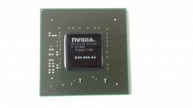 Микросхема NVIDIA G84-600-A2 128bit GeForce 8600M GT видеочип для ноутбука