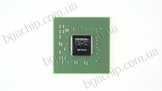 Микросхема NVIDIA G86-750-A2 GeForce 8400M GT видеочип для ноутбука