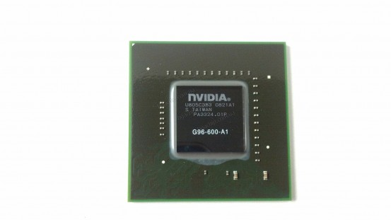 Микросхема NVIDIA G96-600-A1 GeForce 9600M GS видеочип для ноутбука