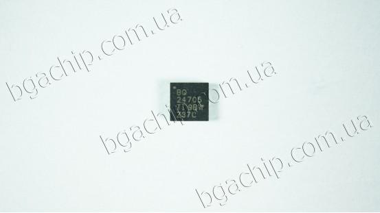 Микросхема Texas Instruments BQ24705 для ноутбука
