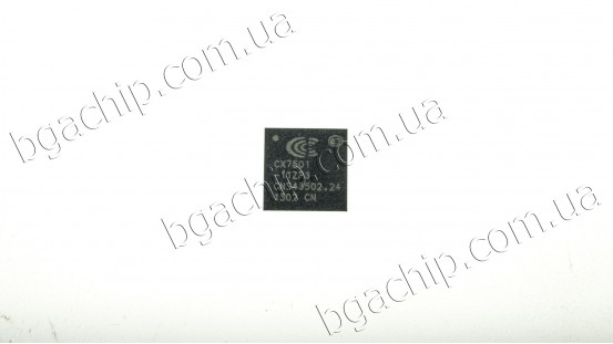 Микросхема Conexant CX7501-11ZP3 для ноутбука