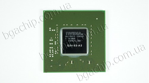 Микросхема NVIDIA G84-53-A2 GeForce 8800 GT видеочип для ноутбука