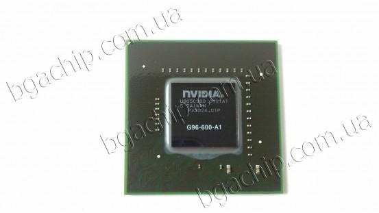 Микросхема NVIDIA G96-600-A1 GeForce 9600M GS видеочип для ноутбука