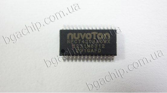 Микросхема Nuvoton NPCT420AA0WX для ноутбука (NPCT420AAOWX )