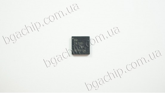 Микросхема Texas Instruments BQ24760 для ноутбука