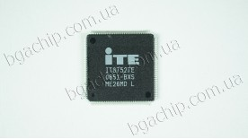 Микросхема ITE IT8752TE-BXS для ноутбука