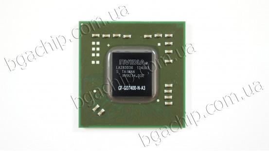 Микросхема NVIDIA GF-GO7400-N-A3 GeForce Go7400 (аналог GF-GO7400T-N-A3) видеочип