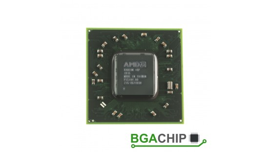 Микросхема ATI 215-0674030 (DC 2010) для ноутбука
