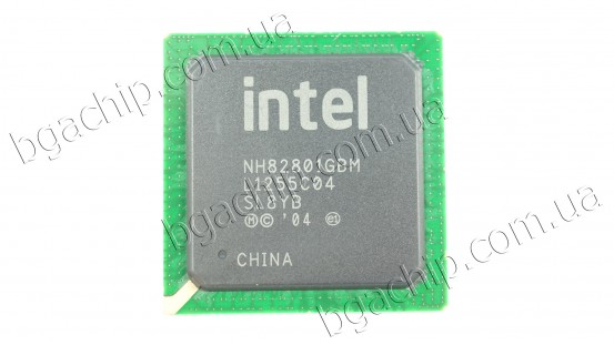 Микросхема INTEL NH82801GBM SL8YB южный мост для ноутбука