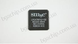 Микросхема SMSC LPC47N252-SG для ноутбука