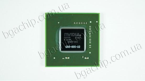 Микросхема NVIDIA G98-605-U2 GeForce 9200M GE видеочип для ноутбука