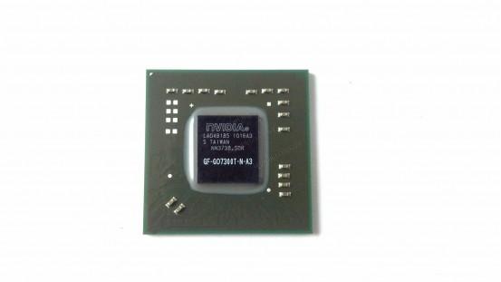 Микросхема NVIDIA GF-GO7300T-N-A3 GeForce Go7300 (аналог GF-GO7300-N-A3) видеочип для ноутбука