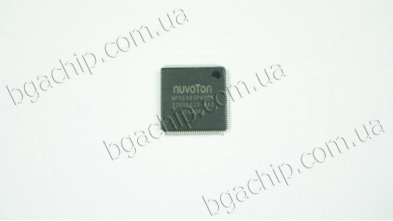 Микросхема Nuvoton NPCE885PA0DX для ноутбука (NPCE885PAODX)