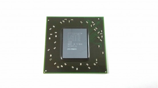 Микросхема ATI 216-0769010 Mobility Radeon HD 5850M видеочип для ноутбука
