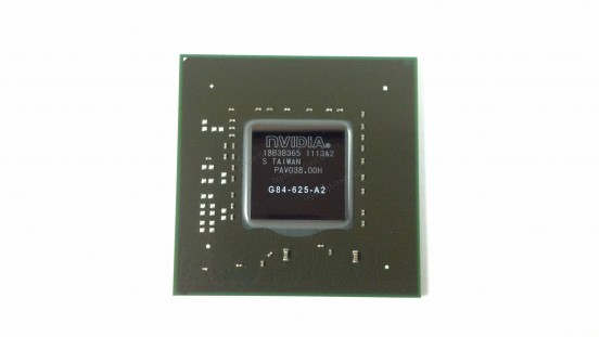 Микросхема NVIDIA G84-625-A2 (DC 2011) для ноутбука