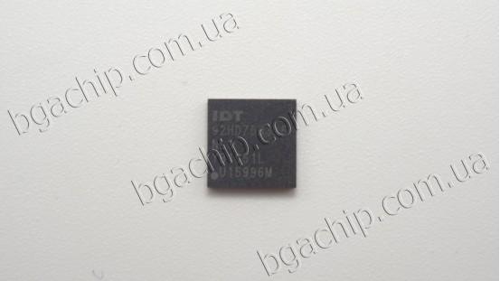 Микросхема IDT 92HD75B3X5 для ноутбука