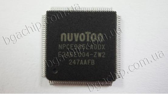 Микросхема Nuvoton NPCE985LA0DX для ноутбука (NPCE985LAODX)
