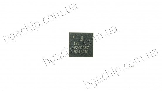 Микросхема Intersil ISL6260CRZ для ноутбука
