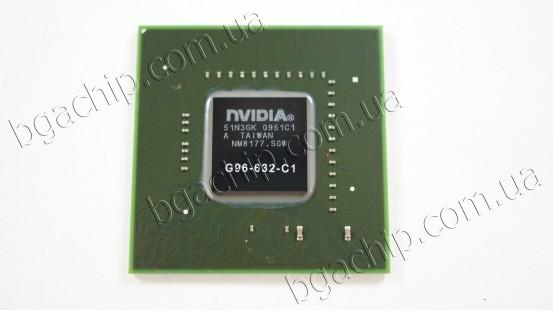 Микросхема NVIDIA G96-632-C1 GeForce 9600M GT видеочип для ноутбука